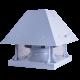 1200m³/h Debili KBRCF Yatay Atışlı Radyal Çatı Fanı