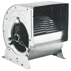 9000 m³/h Debili AC Alçak Basınçlı Çiftemişli Salyangoz Fan ( Sık Kanat )